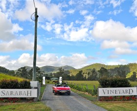 Sarabah Estate Vineyard