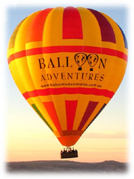 Balloon Adventures Barossa Valley - Accommodation Daintree