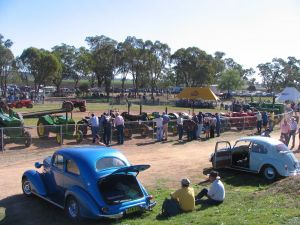 Quirindi Rural Heritage Village - Vintage Machinery and Miniature Railway Rally and Swap Meet - Accommodation Daintree