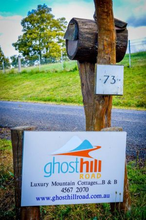Ghost Hill Road - Accommodation Daintree